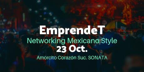 EmprendeT  Puebla Vol. 3 entradas