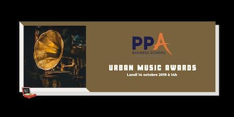 PPA Urban Music Awards billets