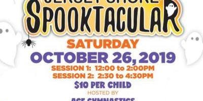 2nd Annual Jersey Shore Spooktacular Session 2: 2:30-4:30 p.m.