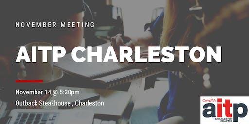 AITP Charleston November Meeting
