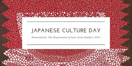 Japanese Culture Day tickets