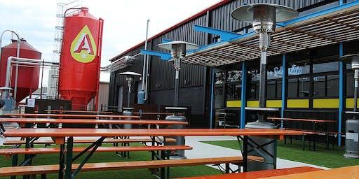 Tomorrows Leaders Social at Austin Beerworks