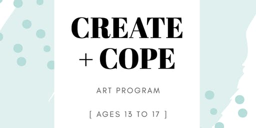 Create & Cope Teen Art Therapy Group
