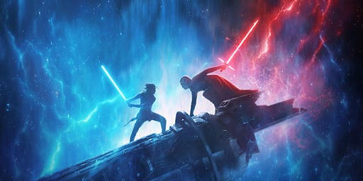 Star Wars: The Rise of Skywalker - Opening Night Fundraiser for IGNITE