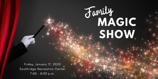Family Magic Show 2020