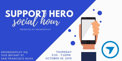 Support Heroes Social Hour