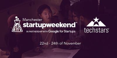 Techstars Startup Weekend Manchester November 2019