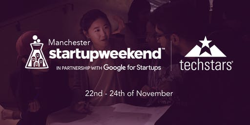 Techstars Startup Weekend Manchester November 2019