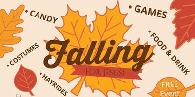 Falling for Jesus!