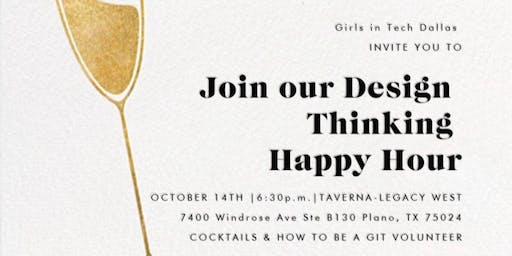 Girls  in Tech - Design Thinking Happy Hour