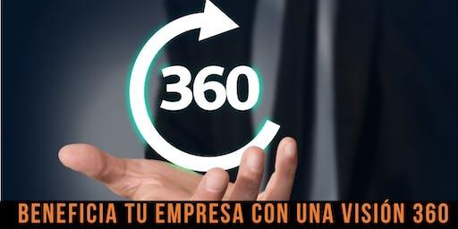 Beneficia tu Empresa con una Visión 360 - Lares