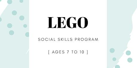 LEGO® Based Social Skills Group tickets
