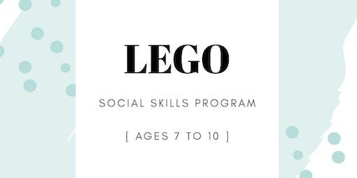 LEGO® Based Social Skills Group