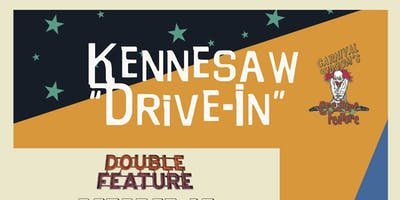 "Carnival Of Doom Creature Feature 2019 Kennesaw ""Drive-in"" Night Two"