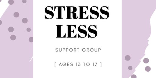 Stress Less Teen Group
