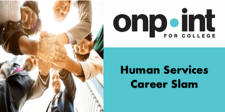 On Point For College - Human Services Career Slam tickets