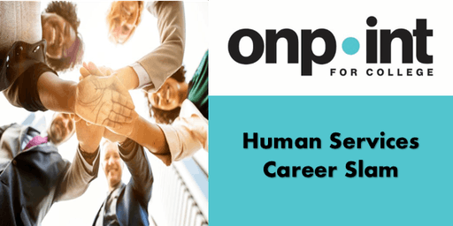 On Point For College - Human Services Career Slam