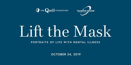 """""""Lift the Mask"""" Documentary Screening at Palomar College  tickets"""