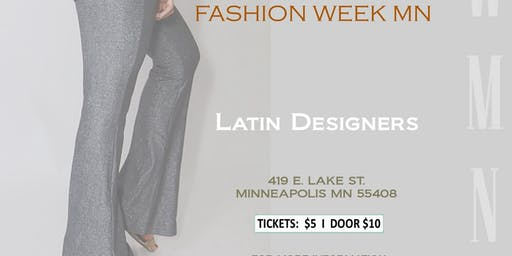 LATIN FASHION WEEK MN