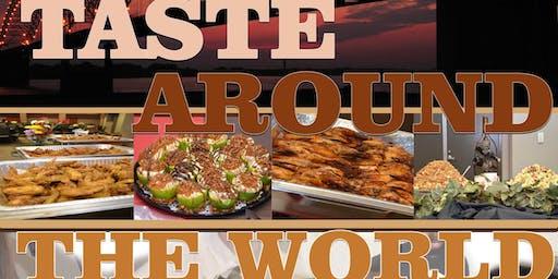 Taste Around the World Benefit Dinner
