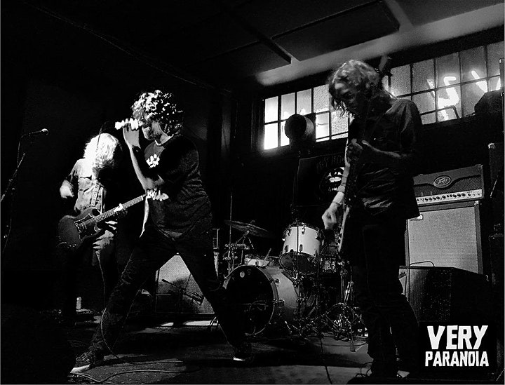 Witch (feat: J Mascis, Dave Sweetapple, Graham Clise & Kyle Thomas) image