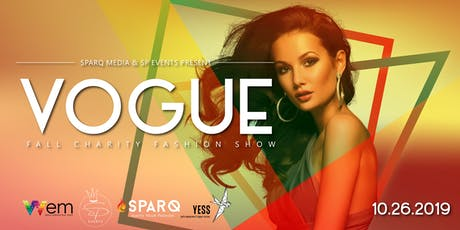 VOGUE Fall Charity Fashion Show tickets