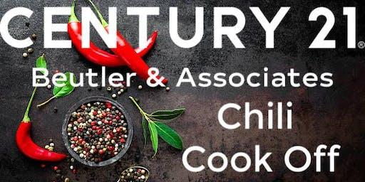 Century 21 Chili Cook Off Contest!