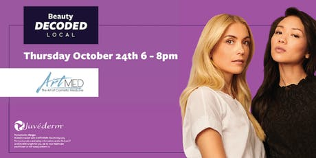 Beauty Decoded Local - ArtMed tickets