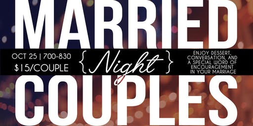 Married Couples Night