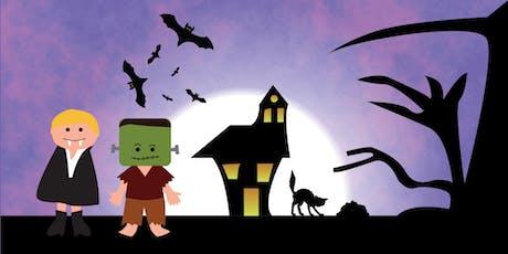 Halloween Kids Club tickets