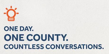 EMPLOYMENT & ENTREPRENEURSHIP Conversation tickets