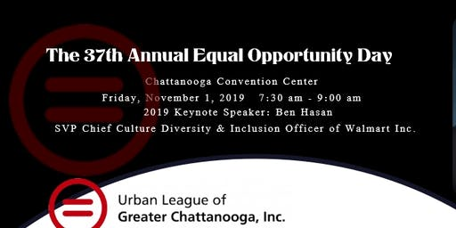 The Urban League of Greater Chattanooga Equal Opportunity Day Breakfast