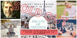 1st Paris Breathwork Summit by EthosFlow feat. Dan...