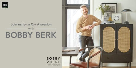 Bobby Berk VIP Event tickets