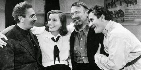 16mm Film Screening: Ninotchka, 1939 tickets