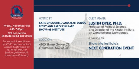 Next Gen: Constitutional Revision in Missouri tickets