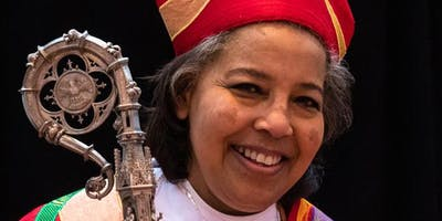 2019 Annual Bishop's Forum - The Rt. Rev. Carlye J. Hughes-Bishop of the Episcopal Diocese of Newark
