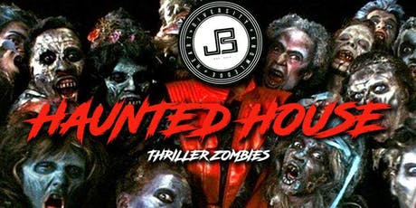 Jukebox Haunted House tickets