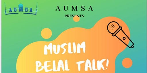 Spoken Word with Muslim Belal!