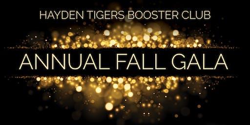 Hayden Tigers Booster Club Annual Fall Gala