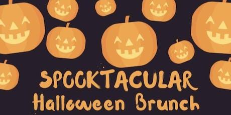 Spooktacular Halloween Brunch tickets