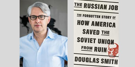 The Russian Job - Book Presentation by Douglas Smith tickets