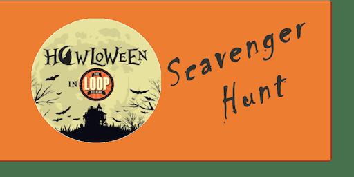 Howloween Scavenger Hunt