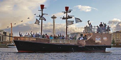 Boatswain Happy Hour
