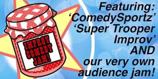 Improv Comedy Jam (December)