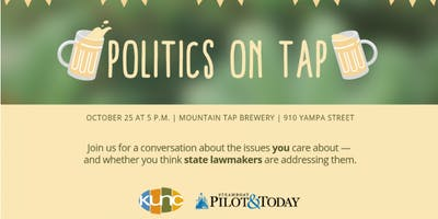Politics On Tap with KUNC and Steamboat Pilot & Today