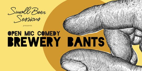 Brewery Bants Comedy Night tickets