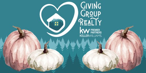 Giving Group Realty Thanksgiving Open House