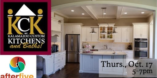 After 5 @Kalamazoo Custom Kitchens & Baths