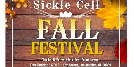 Sickle Cell Fall Festival 2019